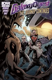 Galaxy quest: the journey continues. Issue 3 cover image