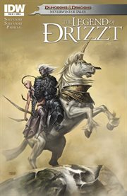 Dungeons & dragons. Issue 2, Forgotten realms - the legend of Drizzt, omnibus cover image