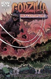 Godzilla: half century war. Issue 2 cover image