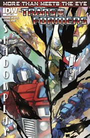 Transformers. Issue 9, More than meets the eye cover image
