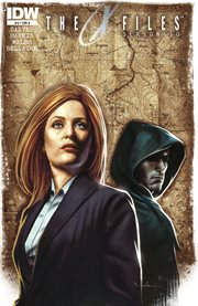 The X-files. Issue 4 cover image