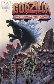 Godzilla: half century war. Issue 1 cover image