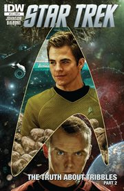 Star trek: the truth about tribbles, part 2. Issue 12 cover image