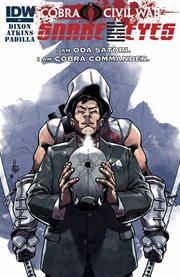 G.i. joe: snake eyes (2011-2013). Issue 1 cover image