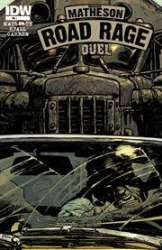 Road rage. Issue 4 cover image