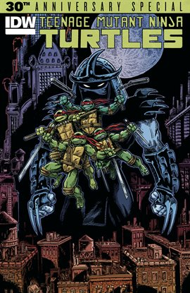 Cover image for Teenage Mutant Ninja Turtles: 30th Anniversary Special
