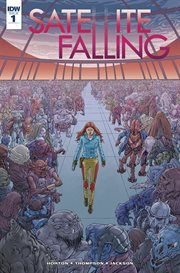 Satellite falling. Issue 1 cover image