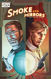 Smoke and mirrors. Issue 5 cover image