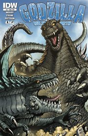 Godzilla. Issue 2, Rulers of Earth cover image