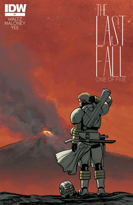 Cover image for The Last Fall