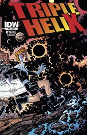 Triple helix. Issue 4 cover image