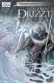 Dungeons & dragons : the legend of Drizzt. Issue 5, Streams of silver cover image