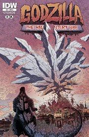 Godzilla: half century war. Issue 4 cover image
