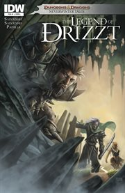 Dungeons & dragons : the legend of Drizzt. Issue 4, The crystal shard cover image