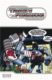 Transformers classics. Issue 7 cover image