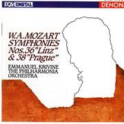 "Mozart: Symphonies Nos. 36 ""linz"" & 38 ""prague"""