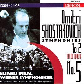 Shostakovich: Symphony No  2 & No  5 — Kalamazoo Public Library