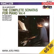 Mozart: the Complete Sonatas for Piano, Vol. 4