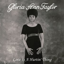 Cover image for Love is a Hurtin' Thing