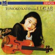Tomoko Kato Plays Elgar