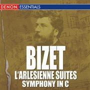 Bizet - l'arlesienne suites - symphony in c