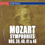 """Mozart: Symphonies - Vol. 8 - No. 39, 40, 41 """"jupiter"""" & 46 """"posth"""""""