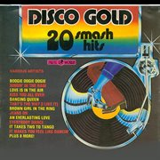 Disco gold cover image