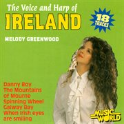 The voice and harp of ireland cover image