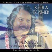 Mauna kea - white mountain journal cover image