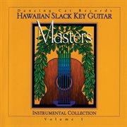Hawaiian slack key guitar masters : instrumental collection cover image
