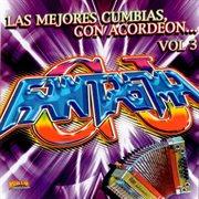 Las mejores cumbias con acordeon (vol. 3)