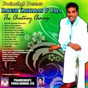 The chutney champ cover image