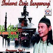 Sholawat etnic banyuwangi