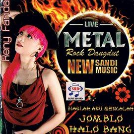 Cover image for Metal Rock Dangdut New Sandi Music