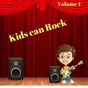Kids Can Rock, Vol. 1