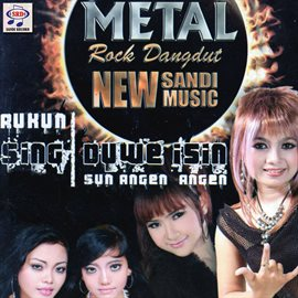 Cover image for Metal Rock Dangdut Sandi Music