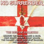No surrender cover image