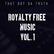 Royalty free music, vol. 1 cover image