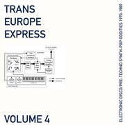 Trans europe express, vol. 4 cover image