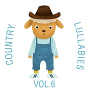 Country lullabies, vol. 6 cover image