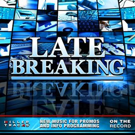 Cover image for Late Breaking