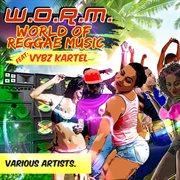 World of reggae music cover image