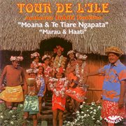 Around the island authentic tahiti music cover image