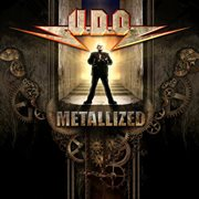 Metallized cover image