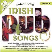 Traditional irish pub songs, vol. 1 cover image