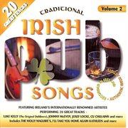 Traditional irish pub songs, vol. 2 cover image