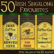 50 irish singalong favourites cover image