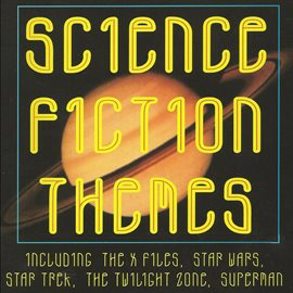 Cover image for Science Fiction Themes