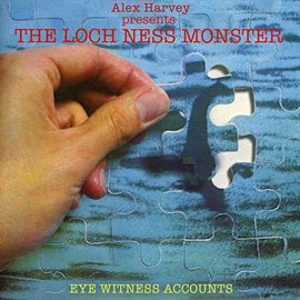 Cover image for Alex Harvey Presents The Loch Ness Monster