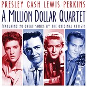 A Million Dollar Quartet Presley, Cash, Lewis, Perkins
